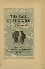 The Call of the Wild, Title Page