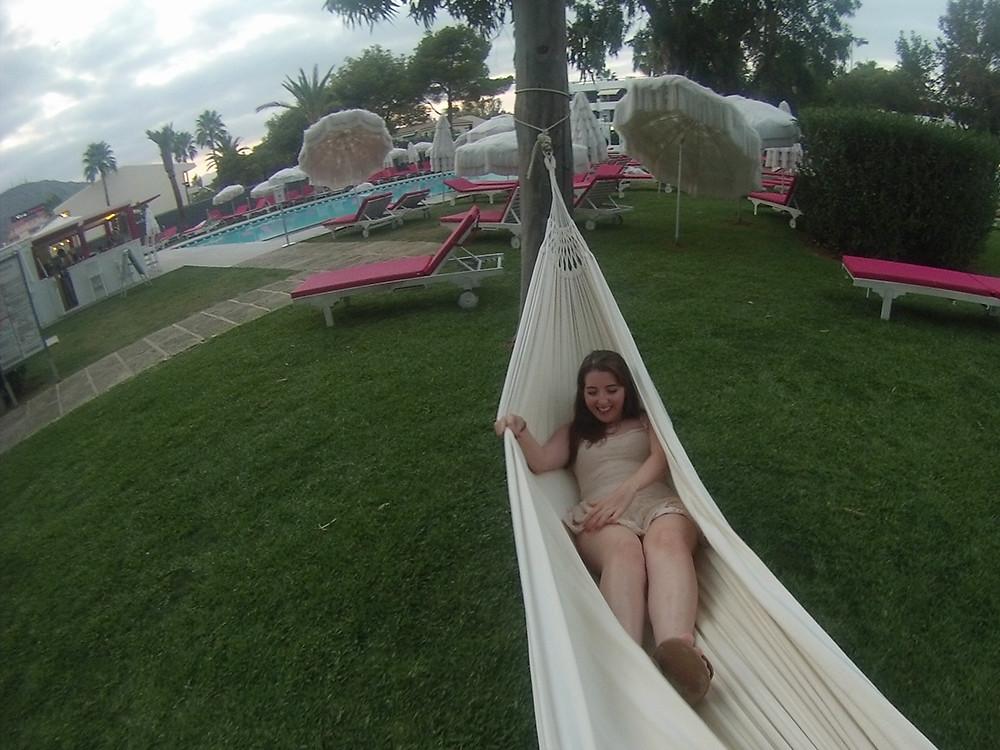 hammock-go-pro