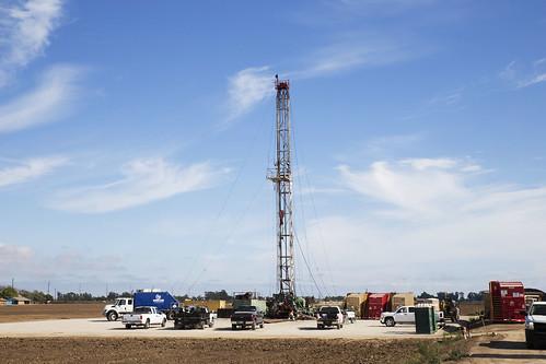 美国维吉尼亚州的一处钻油场。(来源:facesoffracking)