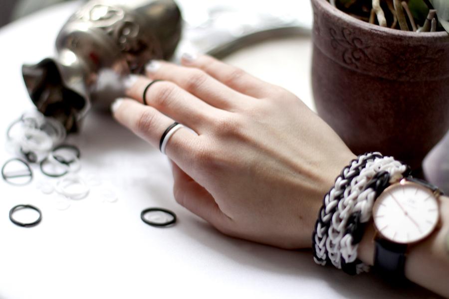 Looms Loom Bands Loom Bänder Kinder Erwachsene DIY bracelet armband gummi selfmade trend neue trends kinder trends Ricarda Schernus CATS & DOGS lifestyle fashion blog 5