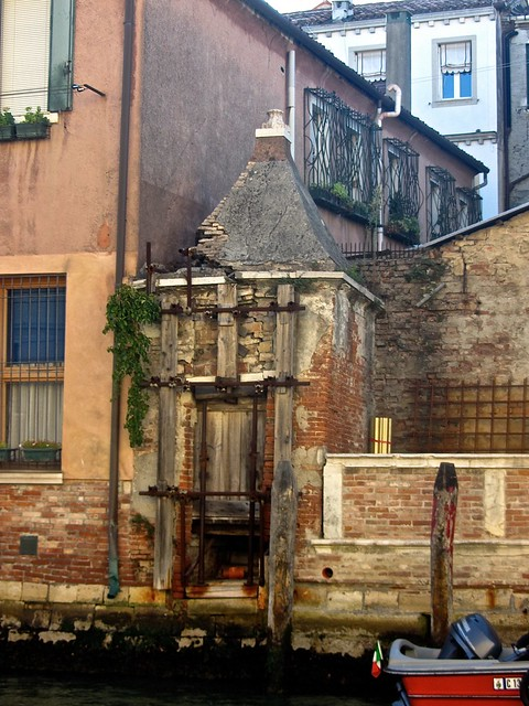 Charming Decrepitude in Venice