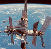 1998 ... Mir space station (USSR)