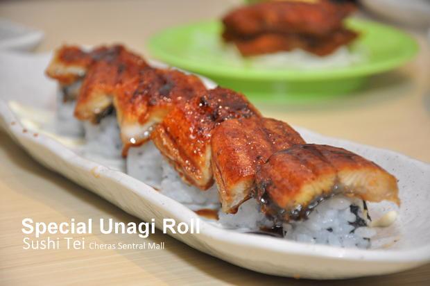 Sushi Tei Cheras Sentral Mall 3