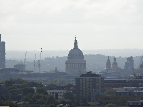 St Pauls from  Cally Clocktower