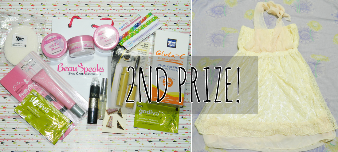 2nd prize