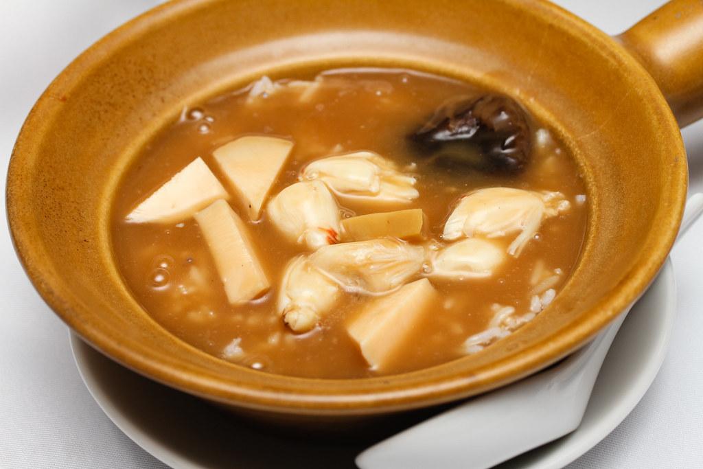 平泰潮州海鲜餐厅:泥锅海参鲍鱼