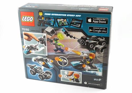 LEGO Ultra Agents 70160 Riverside Raid box02
