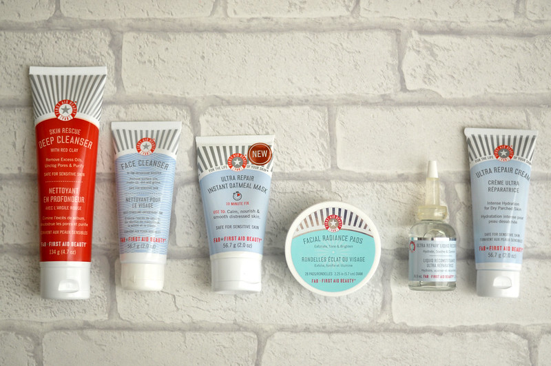 first aid beauty brand over view rottenotter rotten otter blog