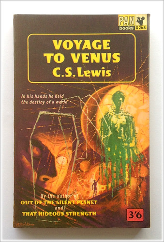 Voyage To Venus by C. S. Lewis