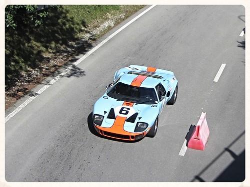 Sbarro GT 40 1969