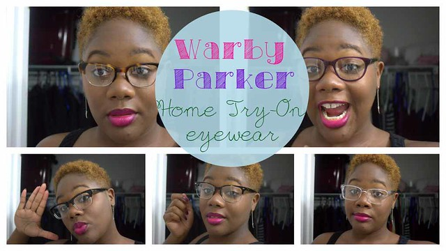 Warby Parker Home Try On