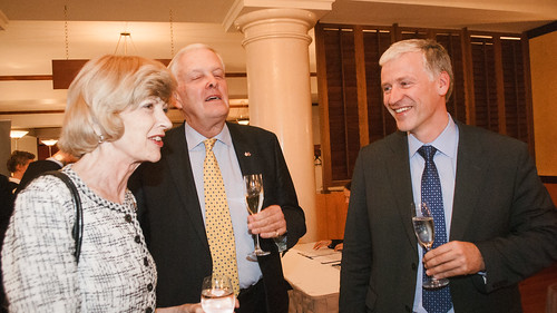 September Dinner with The Right Honourable The Lord Mayor of the City of London, Alderman Fiona Woolf C.B.E.