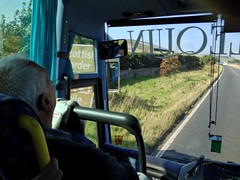 Nearing the Scottish border