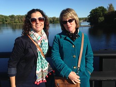 Rosa Alcalá & Jennifer Moxley
