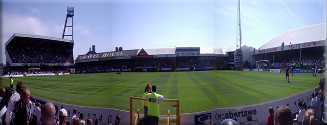 picture of The Vetch Field Stadium