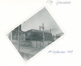 Gasworks 1959