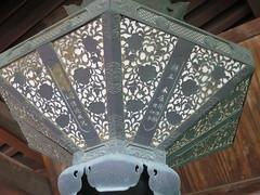 清水寺の灯籠 1