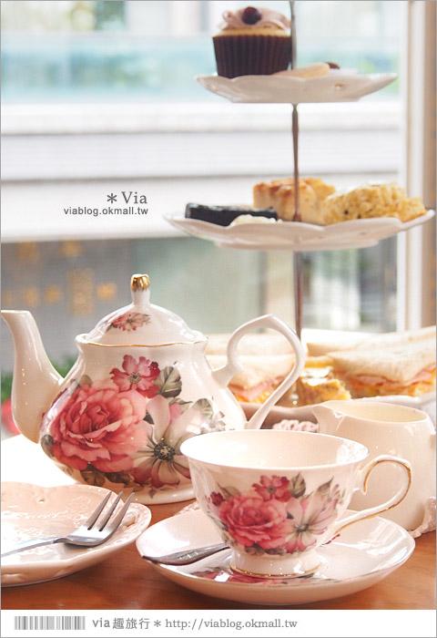 【台中下午茶推薦】甜點森林|Wilson's English Afternoon Tea英式下午茶~好味推薦!37