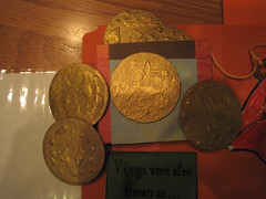 Viking Gold Coins