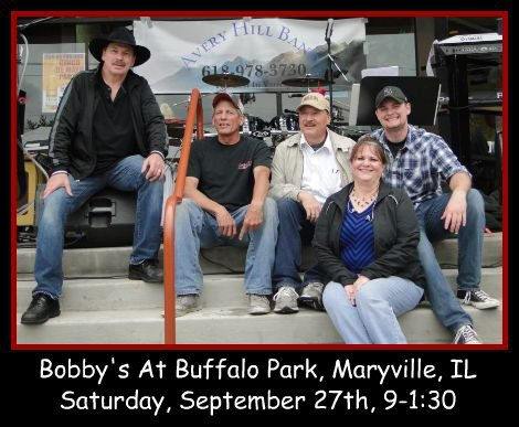 Avery Hill Band 9-27-14