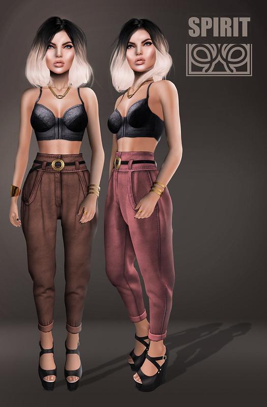 Look # 401 [Spirit Store - Vintage pants]
