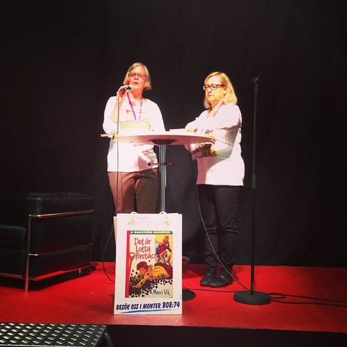 Esters första flickbok: Sällskapet för Ester Ringnér-Lundgren #Bokmässan