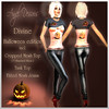 Angel Dessous - Divine-halloween edition