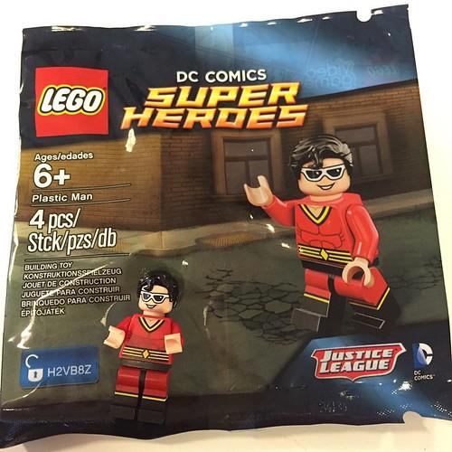 LEGO DC Super Heroes Plastic Man