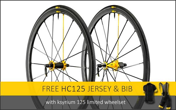 Free Jersey & Bib w. 125 Ani Wheels