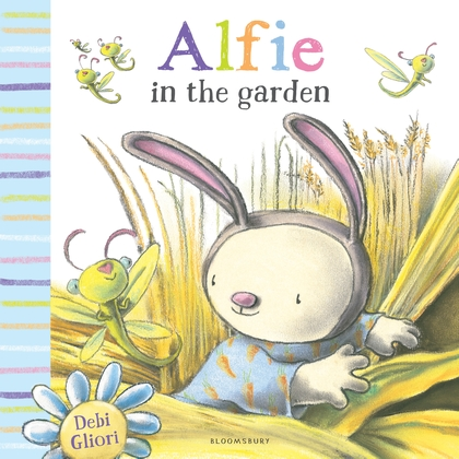 Debi Gliori, Alfie in the Garden