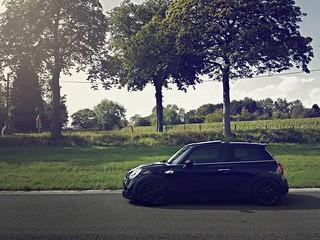 Black beast - Mini cooper S F56