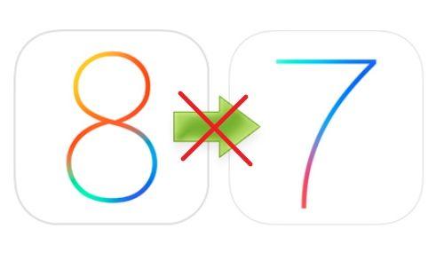 как вернуть iOS 7