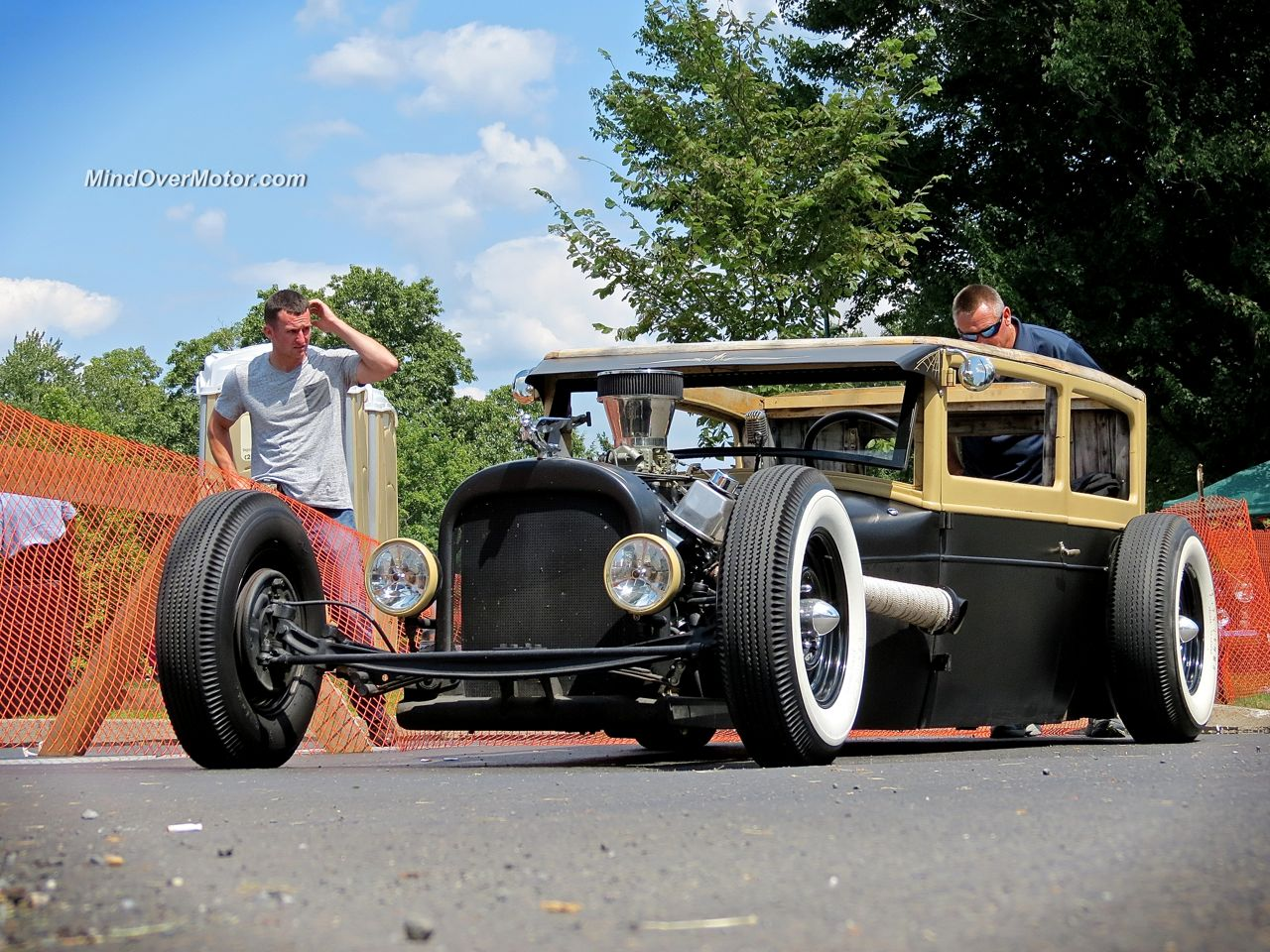 Ford Rat Rod in New Hope PA 1