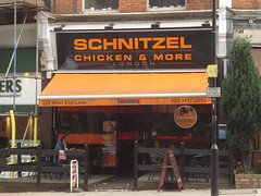Picture of Schnitzel Chicken And More, NW6 1RS