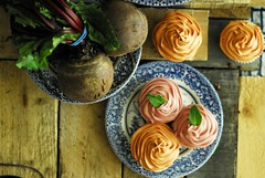 Carrot and Beetroot Puddings