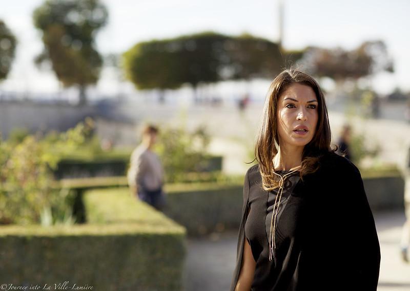 Nina Ricci, Jardin des Tuileries