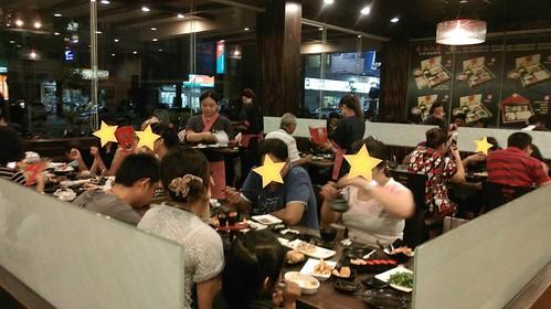 日本料理包廂食記-教師節讓老師在高雄松江庭餐廳吃到飽 (20)