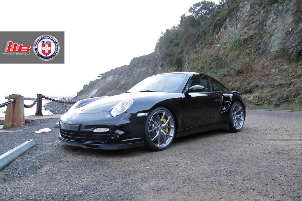 Porsche 997 Turbo On Hre P101 S Customer Submitted Shots