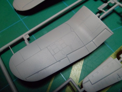 Vought F4U-5-Corsair [Revell 1/72] - Voilaaaa c'est finiiiiii (bis) !  15208839540_3ca647e890_o