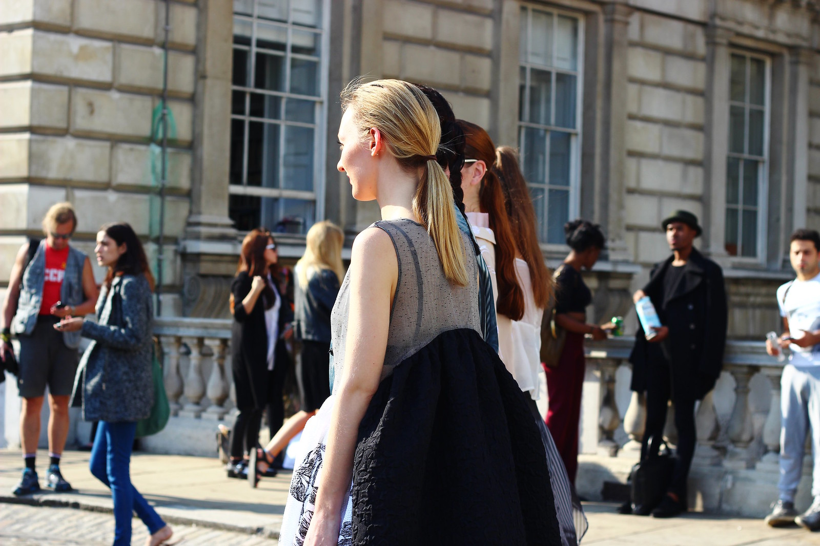 5lfw, londonfashionweek, streetstyle, photography