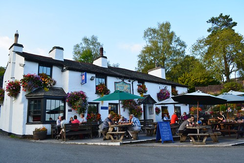The Britannia Inn, Elterwater