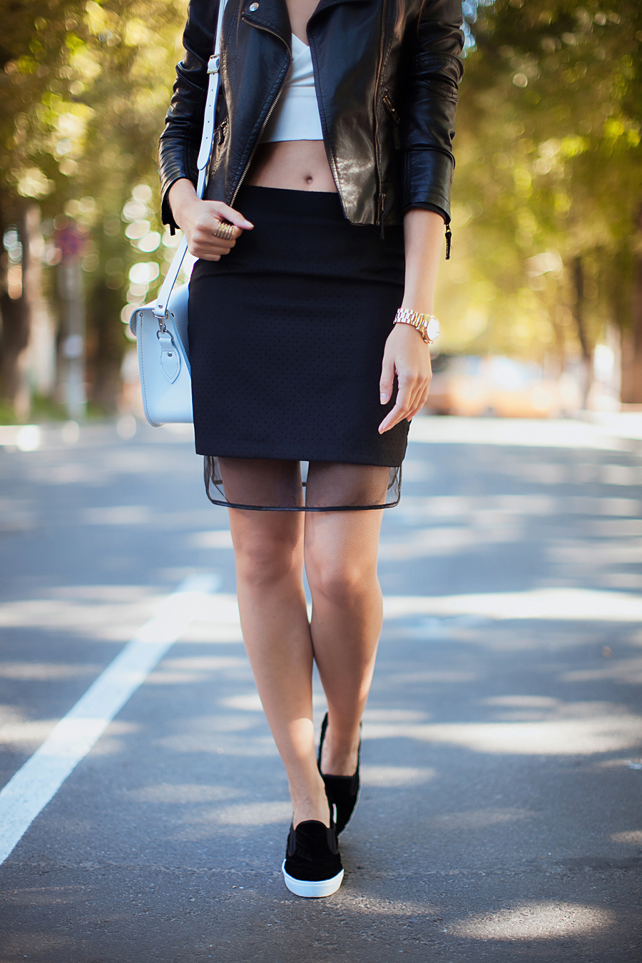 slipons-skirt-outfit