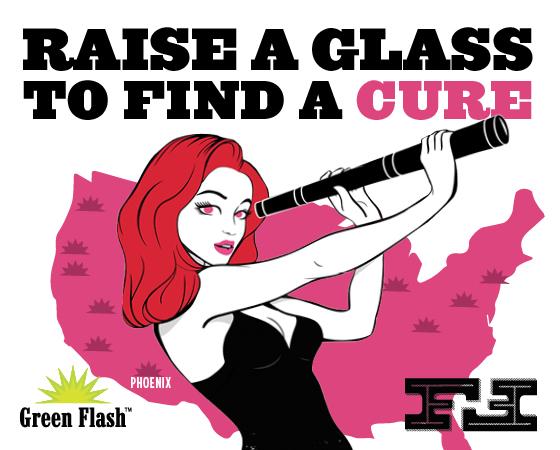 Blog - Green Flash Treasure Chest Illustration