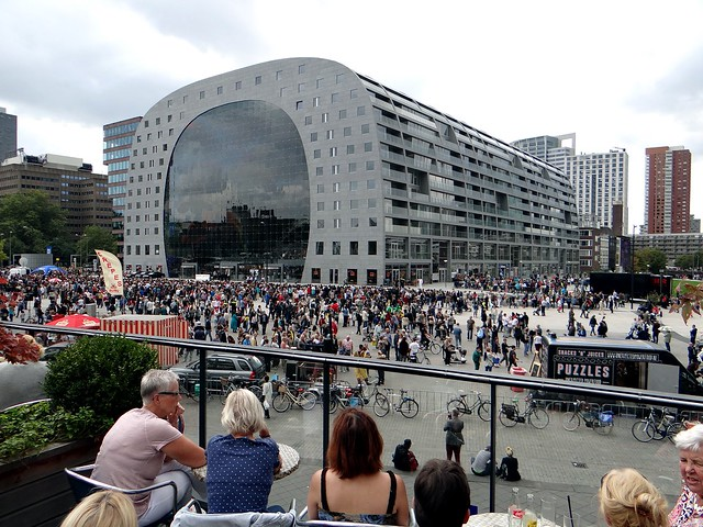 Markthal Rotterdam opening 1