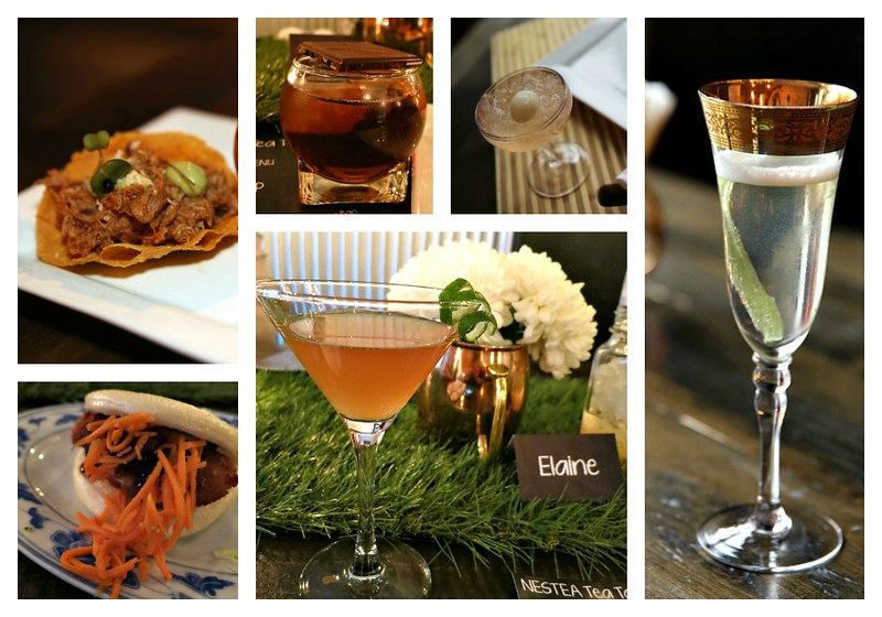 creative-drinks-with-nestea-collage