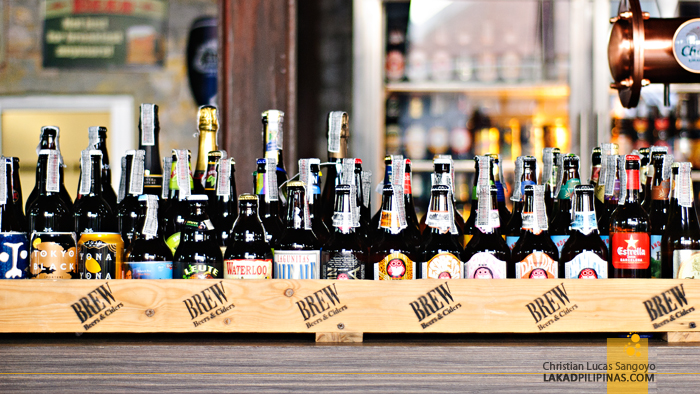 Brew Beers and Ciders at Bangkok's Asiatique The Riverfront