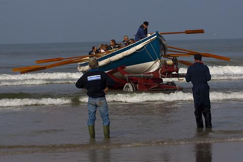2307 Terschelling roeireddingsboot KNRM
