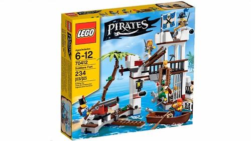 LEGO Pirates 70412