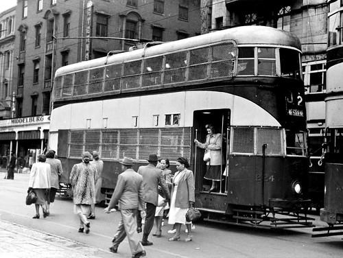 Johannesburg Tram to Westdene