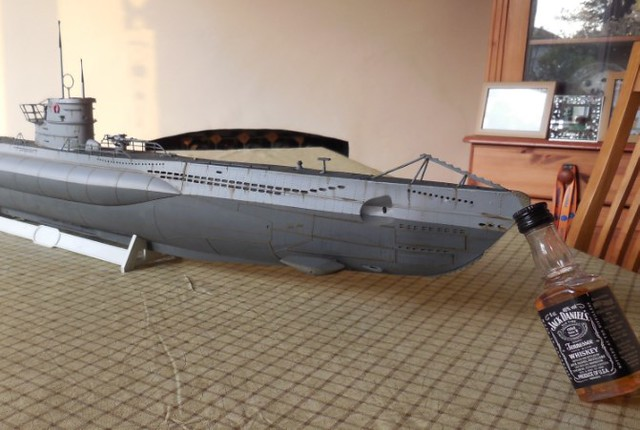 Revell 1:72 VIIC u-boat - Page 3 15245560710_850bae97e4_z